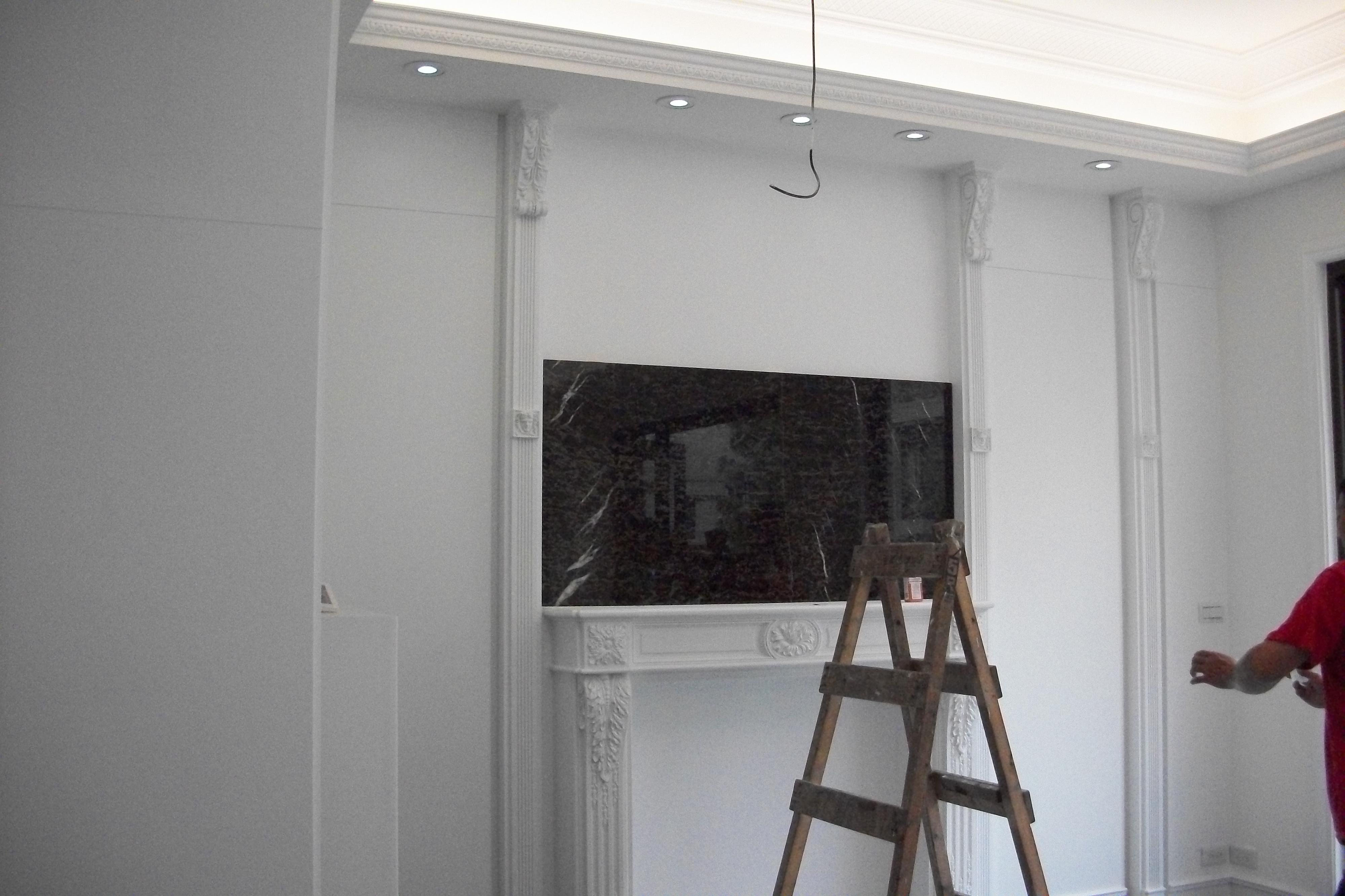 外墙拉皮 室内外装修 翻修改建工程